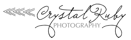 Crystal Ruby Photography logo